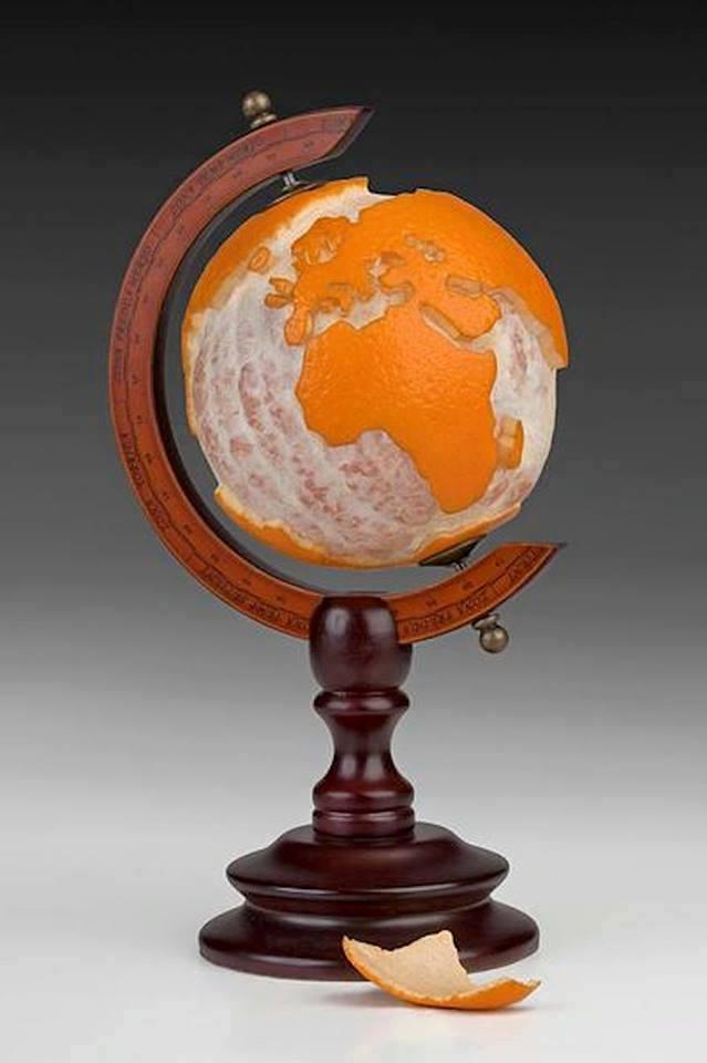 El planeta naranja