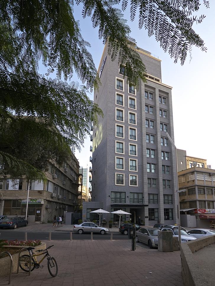 Hotel Indigo in Tel Aviv