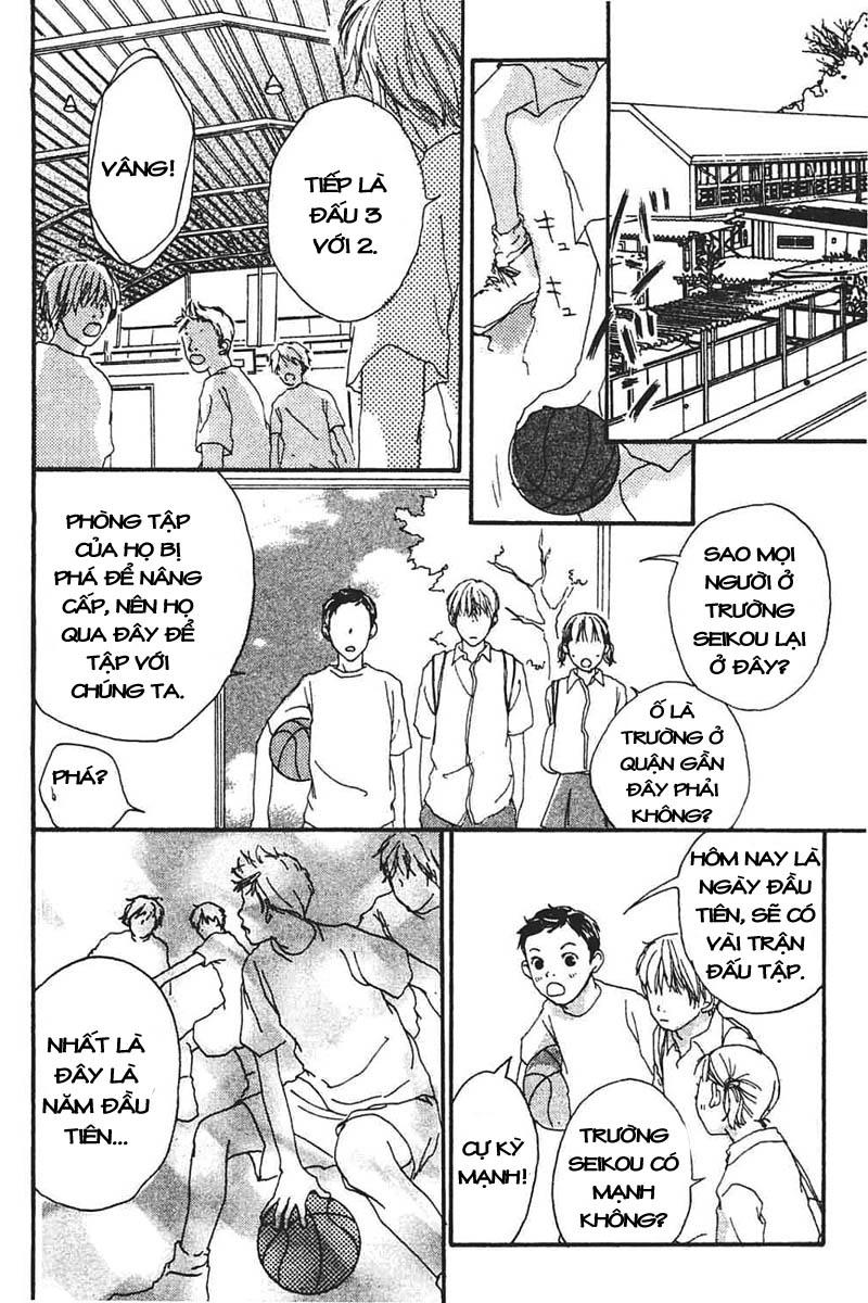 Watashi no Koibito chap 4 - Trang 35
