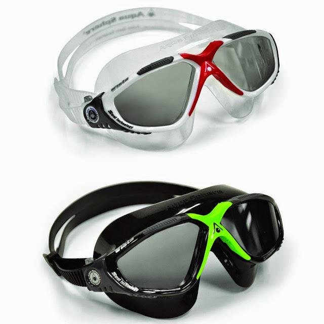 Kacamata renang goggles terbaik aqua sphere