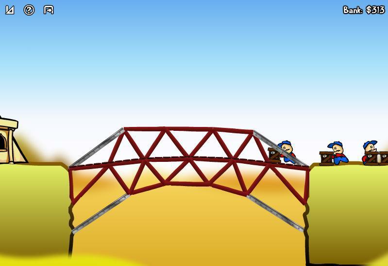 cargo bridge 3