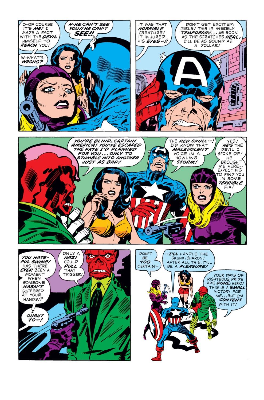 Captain America (1968) Issue #212 #126 - English 13