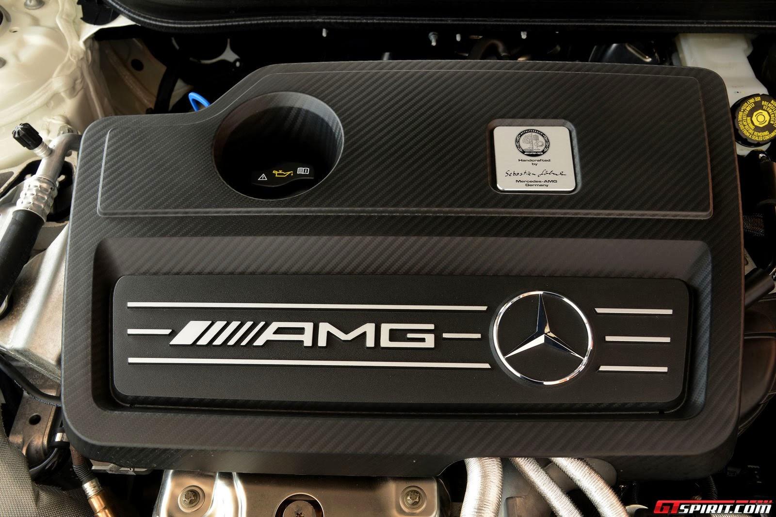 2015 Mercedes-Benz GLA 45 AMG Nimble and dynamic