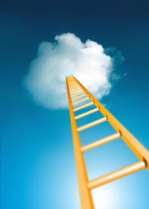 fuerza voluntad subir escaleras