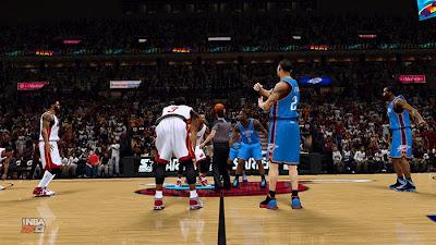 NBA 2K13 ENBSeries Mod