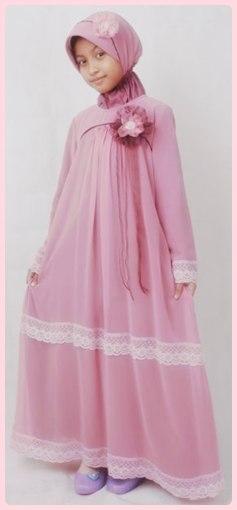 Baju Muslim Anak Perempuan 2015 Personal Blog
