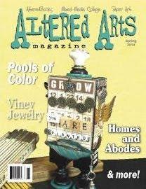 Altered Arts Magazine