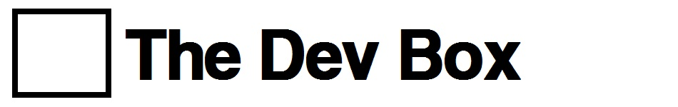 The Dev Box