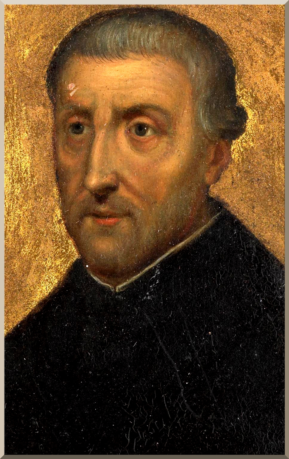 a biography of st peter canisius Saint peter canisius born in 1521 of a distinguished family of holland, saint peter canisius studied in cologne and received his license as doctor of civil law he then went to louvain (belgium) to learn canon law.