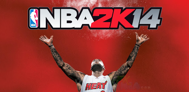 Download NBA 2K14 v1.08 APK