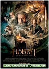 O Hobbit: A Desolação de Smaug Dublado Torrent (2013)