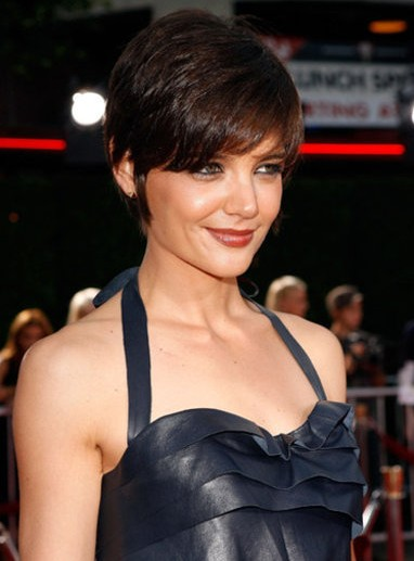 Makarizo Hairstyle Celebrity Short Pixie Hairstyles Trend