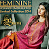 Feminine Designer Embroidered Limited Collection 2014 By Shariq Textile | Trendy Embroidered Dresses