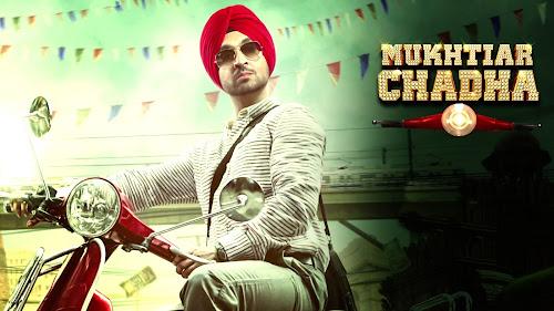 Poster Of Punjabi Movie Watch Mukhtiar Chadha 2015 Full Movie Online Free Download DVDScr Worldfree4u.com