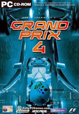 Grand Prix 4 Game For PC Free Download