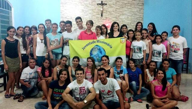 #PartilhaMissionária: Jovens Missionários de São Sebastião (AL) partilham caminhada