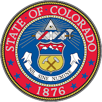 graphic of Colorado State Seal