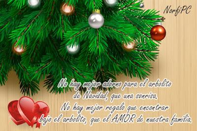Palabras de feliz navidad,frases bonitas navideñas