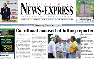 Appalachian News-Express
