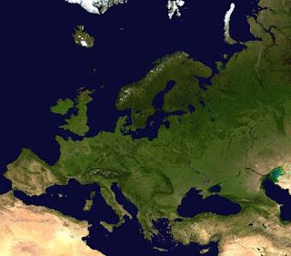 أسطورة اكتشاف أوروبا