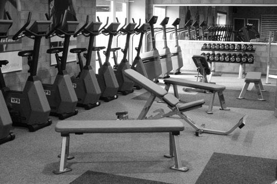 FITNESSCENTRUM SUPERFIT Fitness Retie Antwerpen