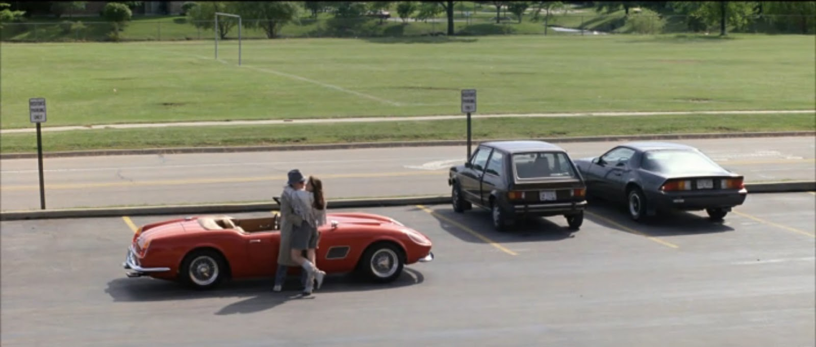 John hughes movie locations