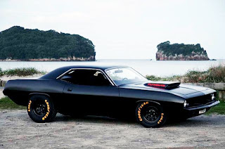 Muscle Cars Americanos