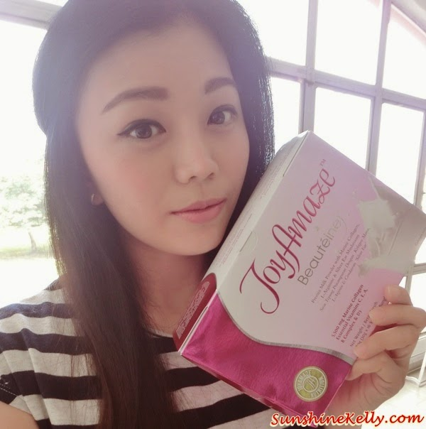 Live Life Better, JoyAmaze Beautéine, Collagen Beauty Milk, Beauty Milk, Collagen Drink, Beauty Review