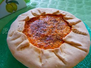 ricetta ligure: torta di zucca