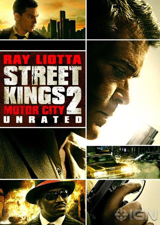 Street Kings: Motor City movies