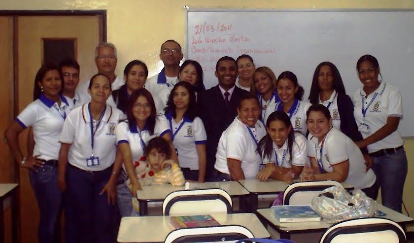 Comportamiento Organizacional UNEFA Sección G001N 2011