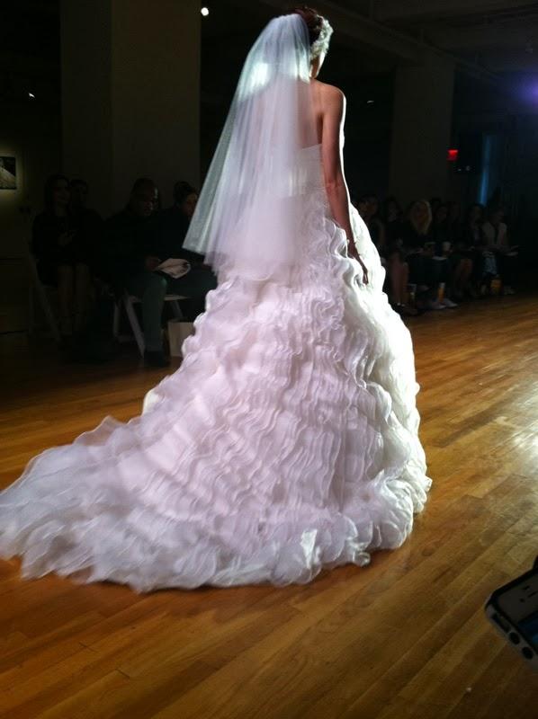 Disney Wedding Inspiration: Debut of Disney's Fairy Tale Wedding Gowns at Bridal Market