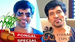 Chiyaanin High Pongal with Actor Vikram 15th January 2015 PuthuYugam Tv Pongal Special 15-01-2015 Full Program Shows PuthuYugam Tv Youtube Dailymotion HD Watch Online Free Download,