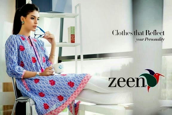 Zeen attractive dress patterns