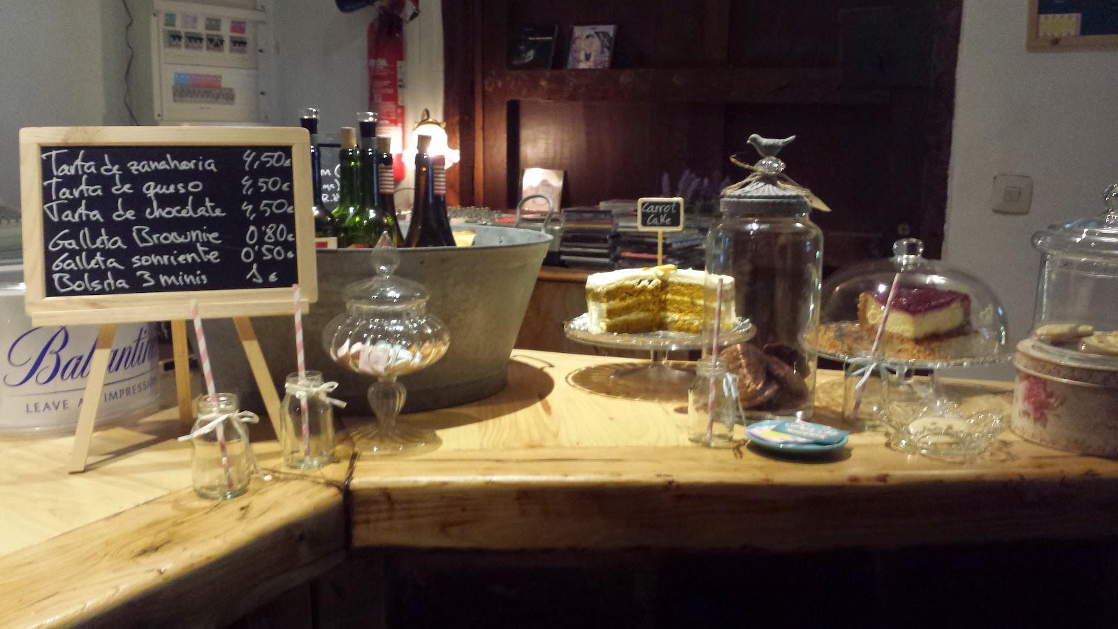 Mibarquitodepalet cafeter as con encanto en nuestra for Decoracion cafeteria