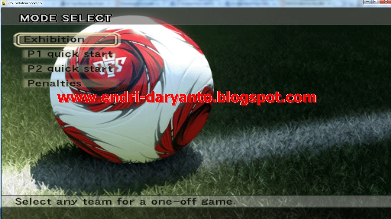 Download tampilan pes 6 e_text pes 6 terbaru 2014