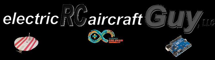 ElectricRCAircraftGuy.com--RC, Arduino, Programming, & Electronics