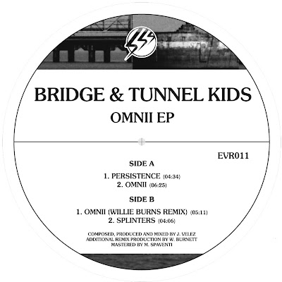 Discosafari - BRIDGE AND TUNNEL KIDS - Omnii Ep - Echovolt Records