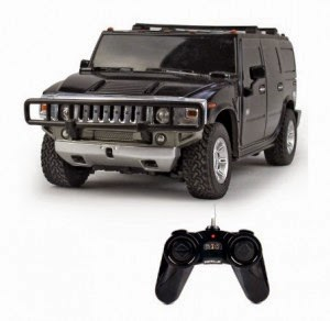Snapdeal: Buy Simba Majorette R/c 1:24 Hummer at Rs.254