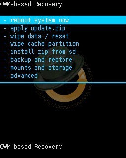 reboot system android kitkat