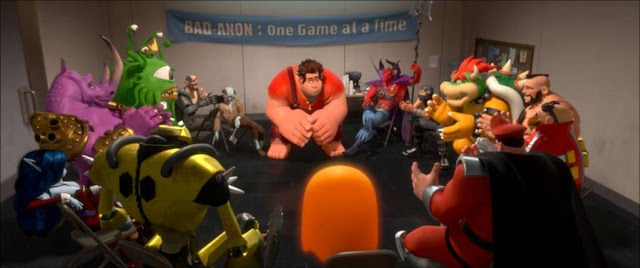 Wreck-It Ralph Video Game Cameos List