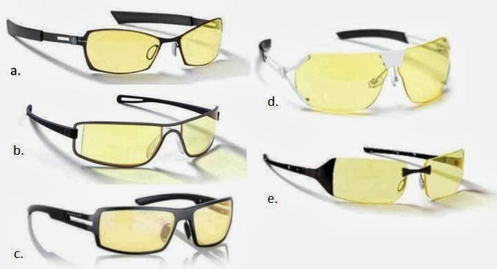 computer glasses eyewear for computer users big frame