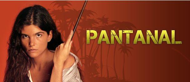 ... da Novela Pantanal