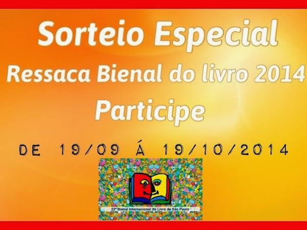 Promoção: Ressaca Bienal 2014