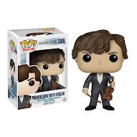Funko Pop! Sherlock with Violin