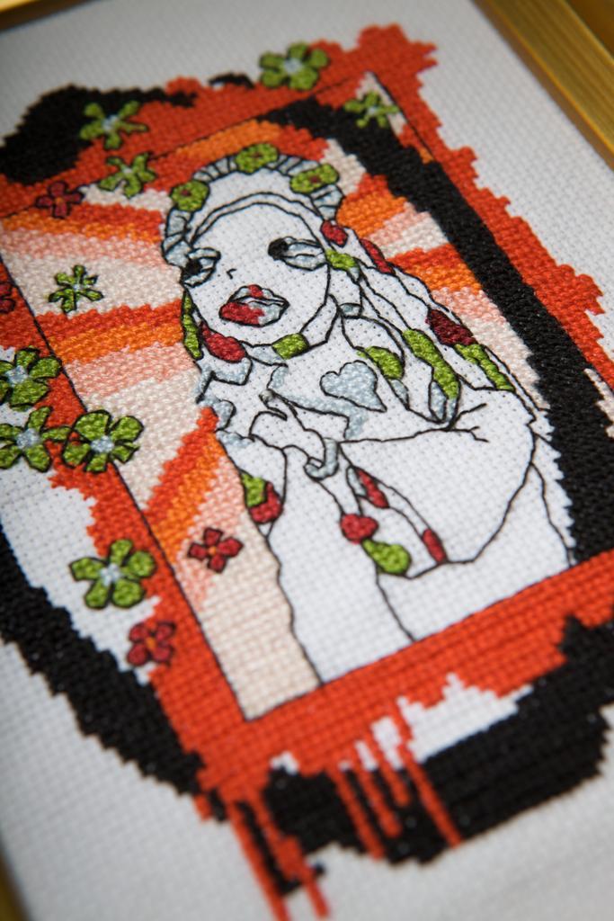 Knitting Cross Stitch Pattern : patterns cross stitch-Knitting Gallery