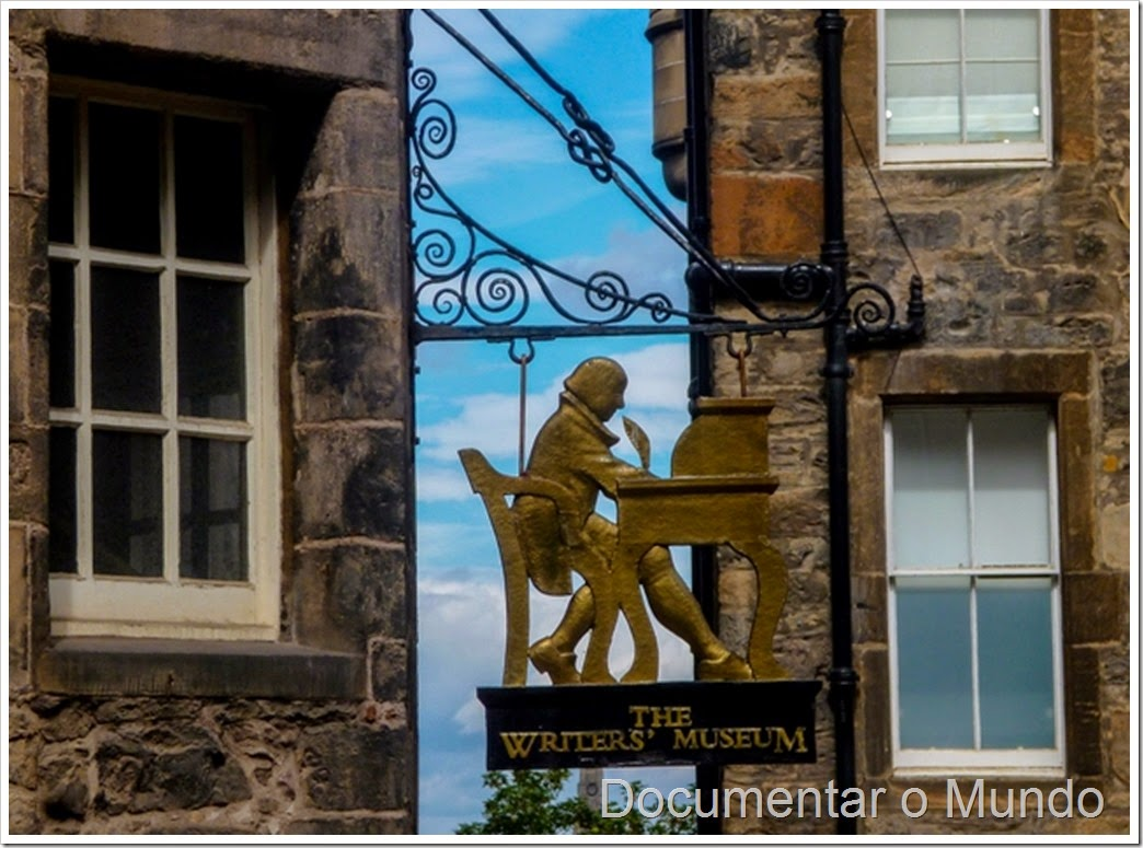 The Writers' Museum; Museus gratuitos em Edimburgo