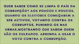 legislativas 2015 corrupção