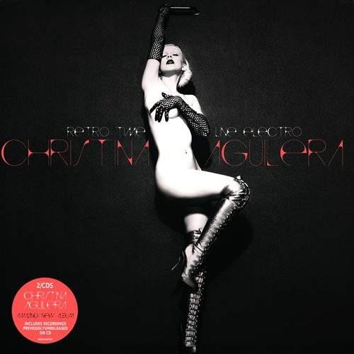 Christina Aguilera Retro Time Line Electro 2012 CD Completo Descargar