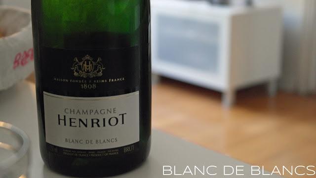 Henriot Blanc de Blancs - www.blancdeblancs.fi